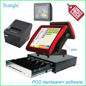 "15"" All in One Touch Screen Mini PC for POS pictures & photos"
