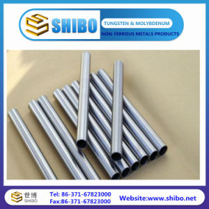 Factory Price of Super Quality Pure Molybdenum Tubes Pipes pictures & photos