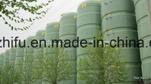 Colorful GRP Tanks for Storage, Agitating, Reaction, Water Pressure & Gas pictures & photos