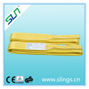 100% Polyester Webbing Sling Lifting Webbing Belt pictures & photos