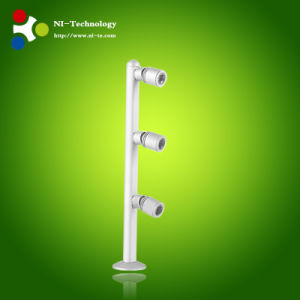 3*1W LED Spot Light Bulbs for Jewelry Showcase