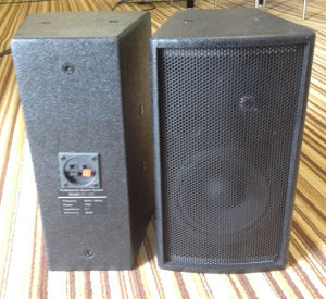 Hy206 2-Way Full Range Karaoke Speaker Speaker Portable pictures & photos