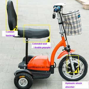 Cheap Electric Mobility Scooter with Ce RoHS pictures & photos