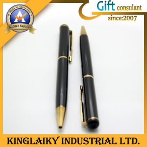 Luxurious Fashionable Business Metal Gel Pen for Promotion (KP-035) pictures & photos