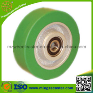 Elastic Polyurethane Mold on Cast Iron Center Wheel pictures & photos