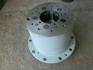 Faw Foton HOWO Shacman North Benz Truck Parts Wheel Rim pictures & photos