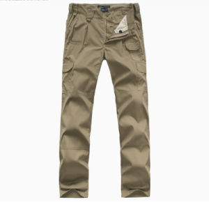 Summer Thin Tactical Hiking Outdoor Overalls Pants for 511 pictures & photos