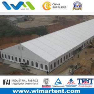30X100m White Aluminum PVC Tent for Warehouse pictures & photos