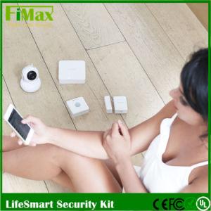 Smart Home Automation Kti Security Kit Lifesmart Alarm Secure Home Set