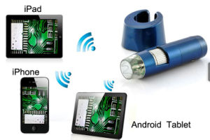 200X Wireless WiFi Microscope for Ios/ Android Device (M8916) pictures & photos