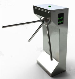 Top China Made Unique Motor Designed Full Automatic Tripod Turnstile Th-Tt208 pictures & photos