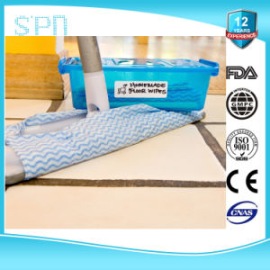 Promotional Disposable Cleaning Wet Sweeping Cloths pictures & photos