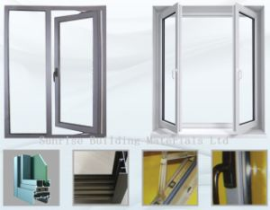Aluminum Frame for Building Structures pictures & photos