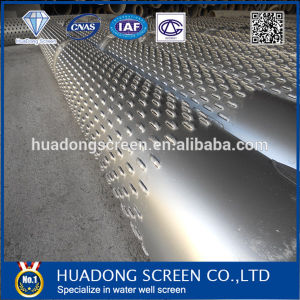 Od273mm High Strength Bridge Type Water Well Screen/ Water Well Drilling Screen pictures & photos
