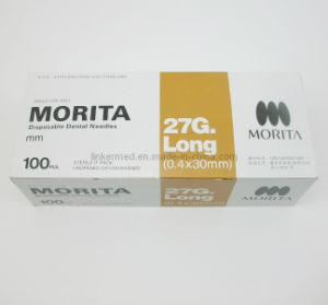 Morita Disposable Needles 27g