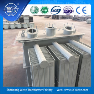 Capacity 8000---31500kVA, 33kv three phase oil-immersed on-load voltage regulation Power Transformer with vector group YNd11 pictures & photos
