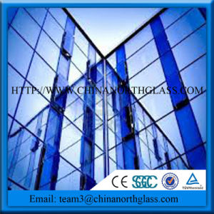 Low U Value Building Glass with Triple Silver Low E Coating pictures & photos
