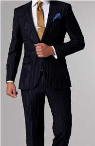 New Italian Style Business Men′s Suit pictures & photos