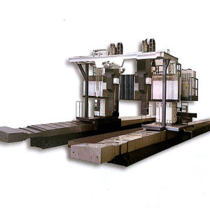 CNC Mobile Rail Milling Machine pictures & photos