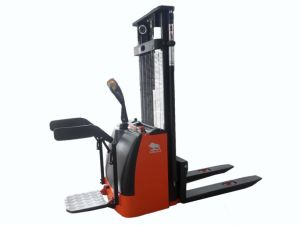 CE Certification Stacker, Full Electric Stacker. pictures & photos