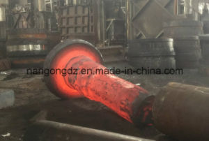 Q345b Steel Forged Shaft for Wind Power