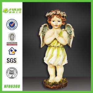Bright Baby Statue Garden Resin Cheap Angel