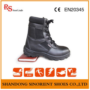 Genuine Leather Military Boots Wholesale for Men RS415 pictures & photos