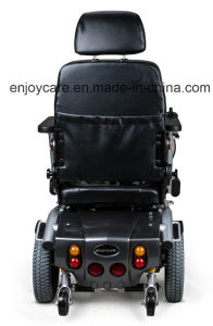 Al Frame Power Wheelchair with New Design Shork System pictures & photos