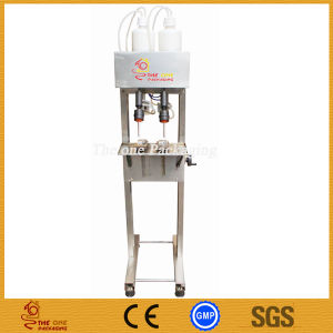 Electric Semi-Automatic Vacuum Liquid Filler, Liquid Level Control Filling Machine