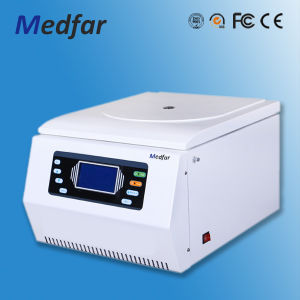 Medfar Popular Automatic Balance Centrifuge Mfl5-Ws pictures & photos