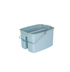 Plastic Double Mop Bucket for Mop Cleaning (YG-86) pictures & photos