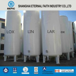 Hot Selling Low Pressure Liquid Nitrogen Cryogenic Tank (CFL-20/0.8) pictures & photos