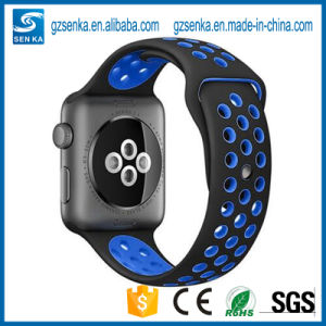 Sport Iwatch Silicone Band for 42mm Apple Watch pictures & photos