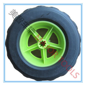 6X2 Plastic Blowing PP& PE Wheel for Children Wagon Trolleys pictures & photos