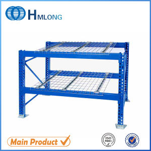 Wire Mesh Steel Decking for Pallet Racking pictures & photos