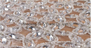 High Quality Fashion Beads Crystal Embroidery Style for Dress Garment by Handwork pictures & photos