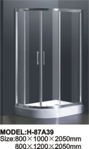 Cheap Shower Room Tempered Glass Door