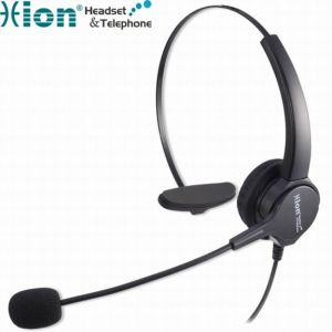 Comfortable Noise Canceling Microphone Call Center Headset