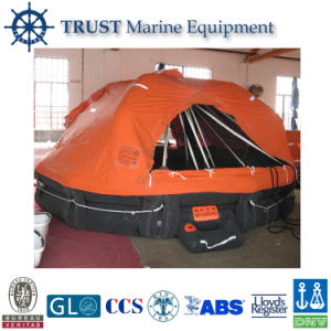 Kha Type Marine Throw-Overboard Inflatable Types Liferafts pictures & photos