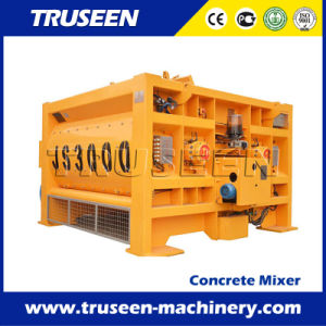 China Leading Js3000 Concrete Electric Cement Mixer pictures & photos
