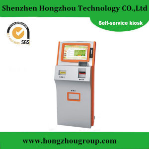 LCD Display Self Service Kiosk with Touch Screen pictures & photos