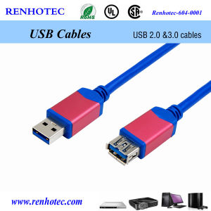 High Quality USB Cable and Connectors pictures & photos