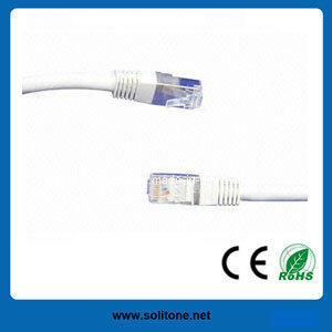 FTP Cat5e Patch Cord/Patch Cable/Jumper Wire pictures & photos