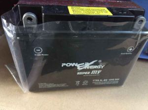 Yt6.5L-C 12V6.5ah Dry Charged Maintenance Free Motorcycle Battery pictures & photos
