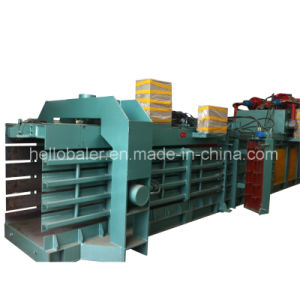 Hydraulic Paper Baling Machine HSA4-6 pictures & photos