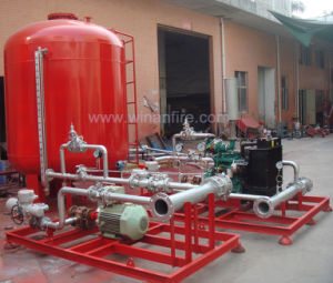 High Quality Foam Pump System Foam Proportioning System pictures & photos