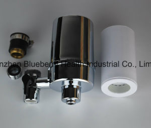 Tap Faucet Water Filter Cartridge with Combined Carbon and Kdf/Calcium Sulfite Materials pictures & photos
