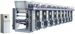 Computer Color Printing Machinery, Printer (ASYQD-E600) pictures & photos