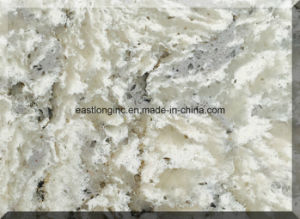 Artificial Man-Made Marble Color Quartz Stone for Building Material pictures & photos