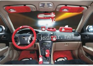 Car Sun Visor CD Folder Mouth Monkey (JSD-P0012) pictures & photos